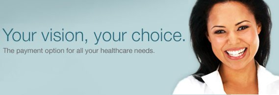 CareCredit: Your vision, your choice.